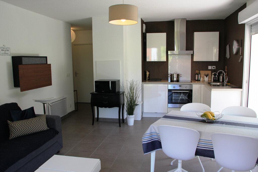 Appartement à louer 2 42m2 à Capbreton vignette-1