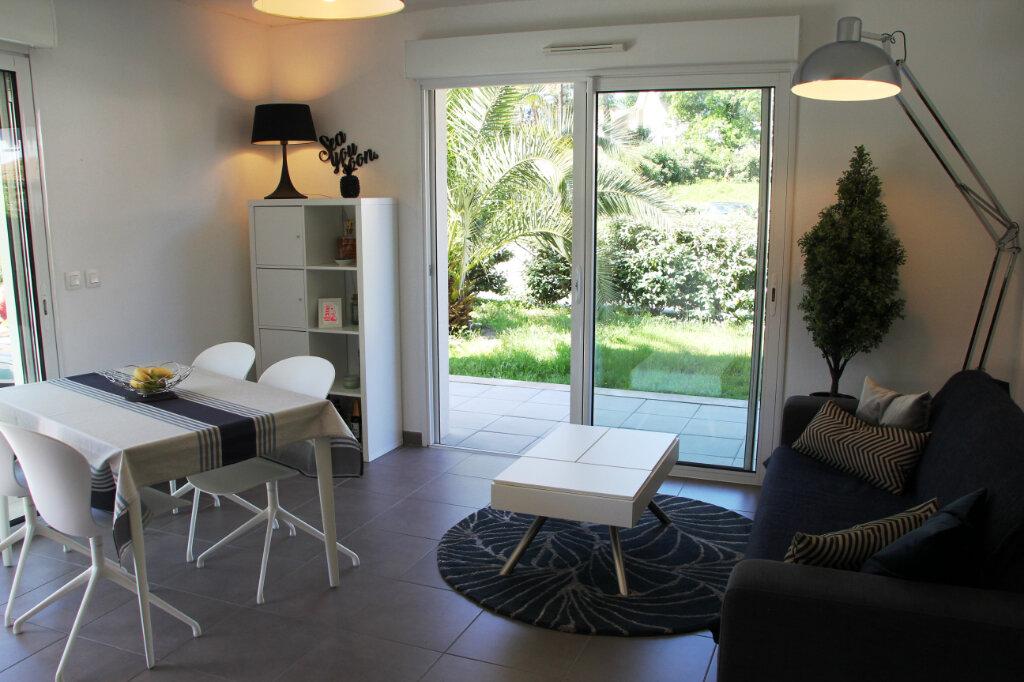 Appartement à louer 2 42m2 à Capbreton vignette-2