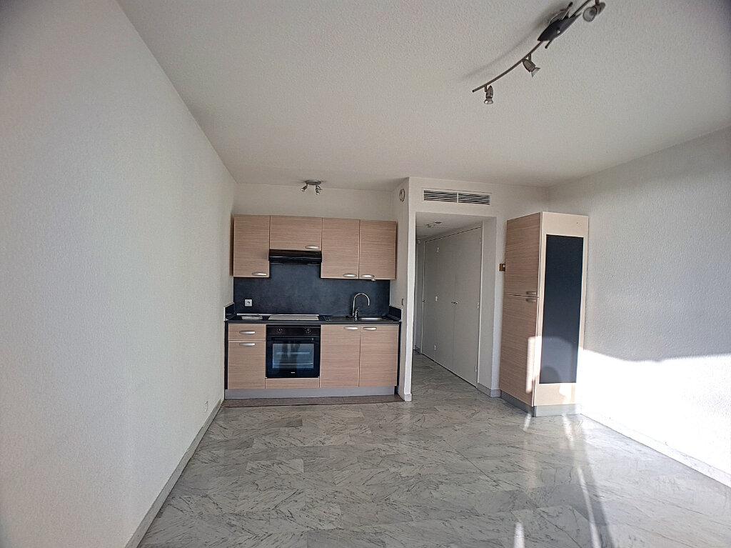 Appartement à louer 1 27m2 à Antibes vignette-2