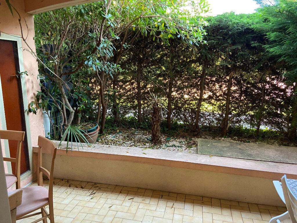Appartement à louer 1 21.6m2 à Golfe Juan - Vallauris vignette-1