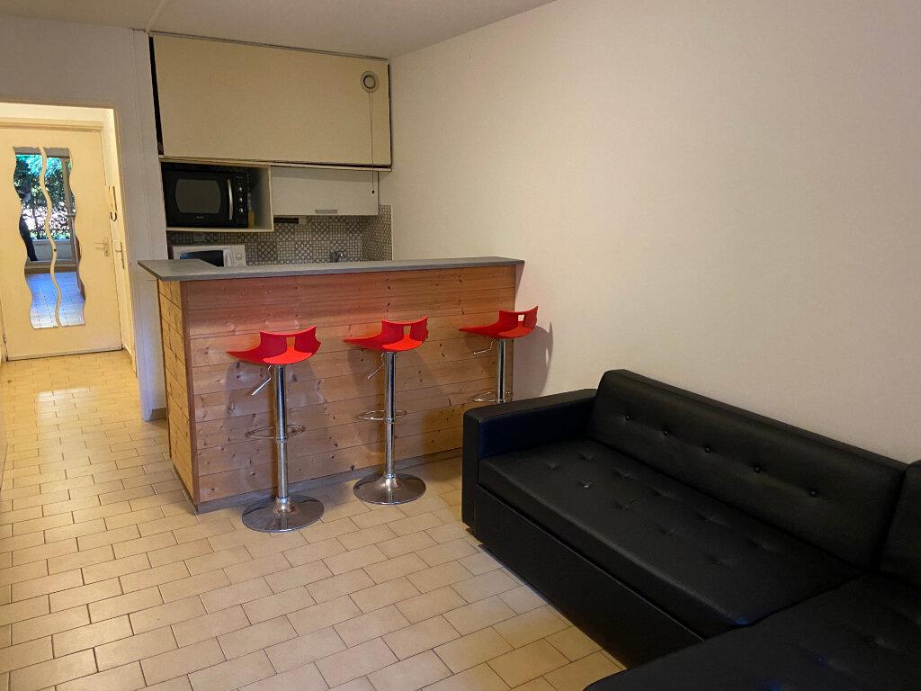 Appartement à louer 1 21.6m2 à Golfe Juan - Vallauris vignette-2