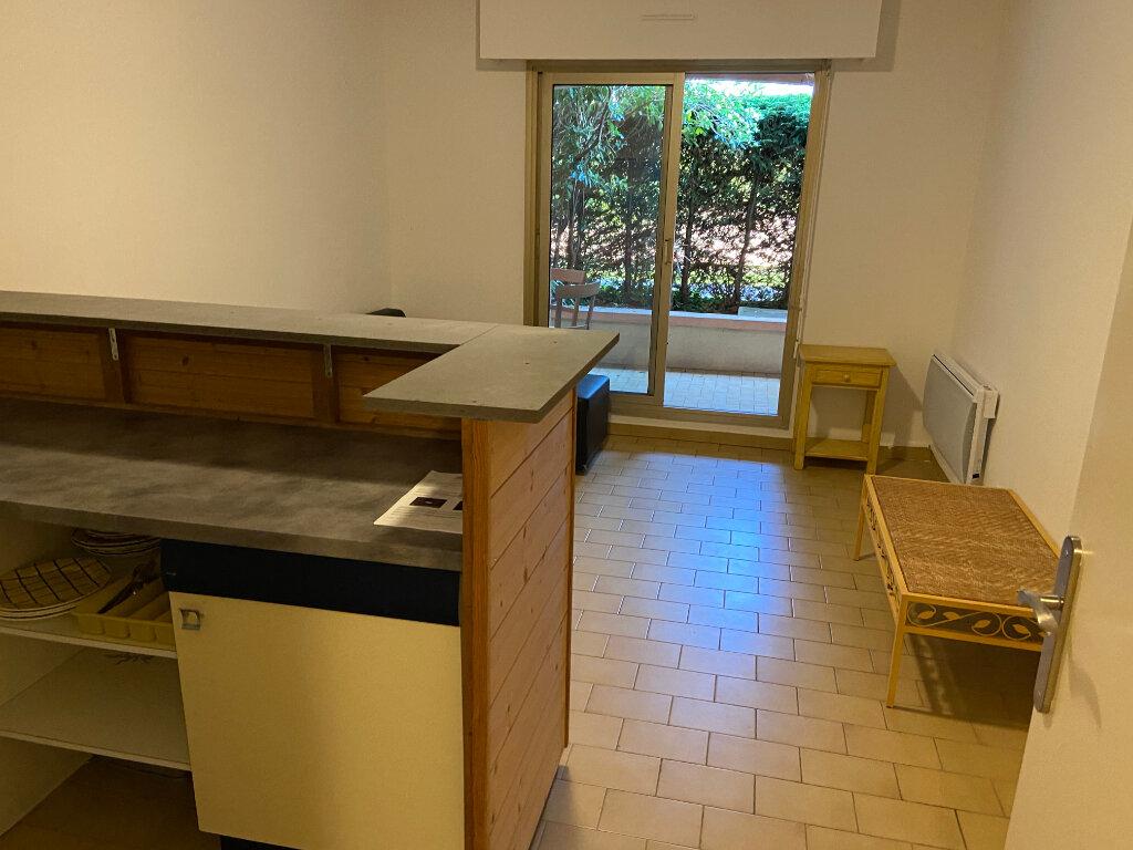 Appartement à louer 1 21.6m2 à Golfe Juan - Vallauris vignette-9