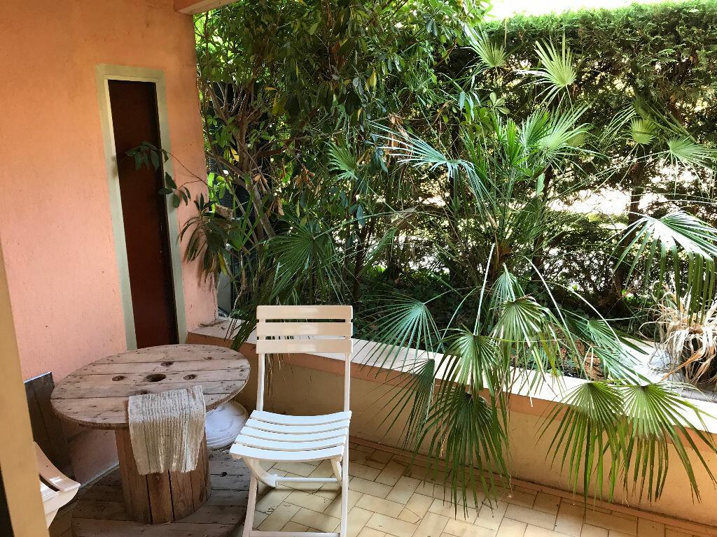 Appartement à louer 1 21.6m2 à Golfe Juan - Vallauris vignette-14