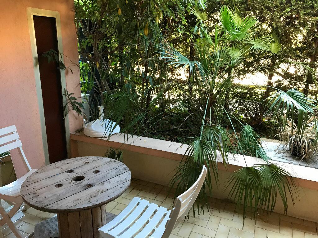 Appartement à louer 1 21.6m2 à Golfe Juan - Vallauris vignette-16
