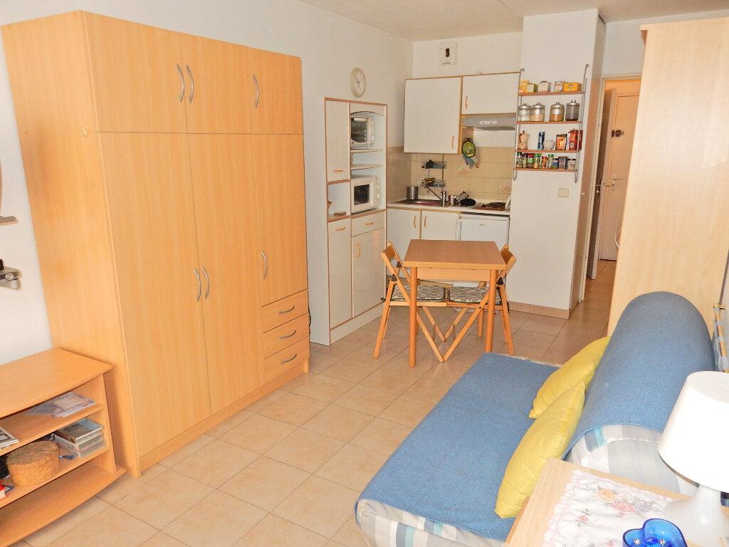 Appartement à vendre 1 21.44m2 à Juan-les-Pins - Antibes vignette-1