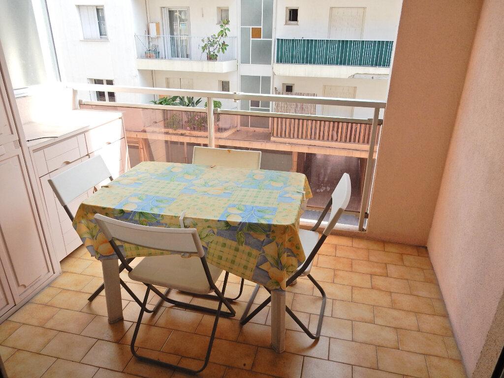 Appartement à vendre 1 21.44m2 à Juan-les-Pins - Antibes vignette-2