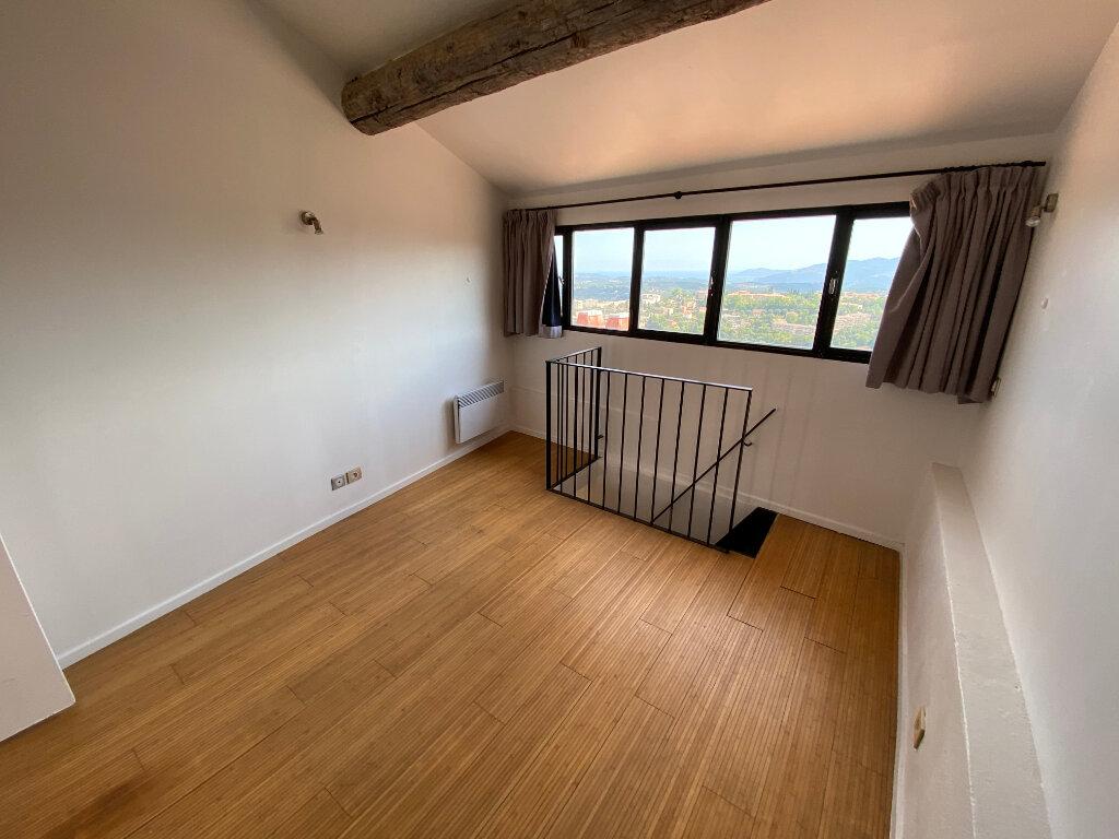 Appartement à louer 2 27.55m2 à Grasse vignette-5