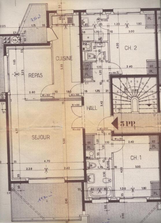 Appartement à louer 3 84m2 à Antibes vignette-10