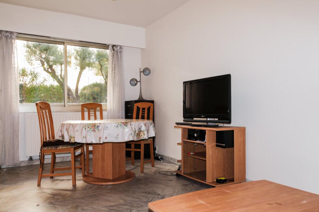 Appartement à vendre 1 26.34m2 à Juan-les-Pins - Antibes vignette-1