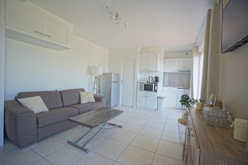 Appartement à louer 1 23.75m2 à Grasse vignette-1