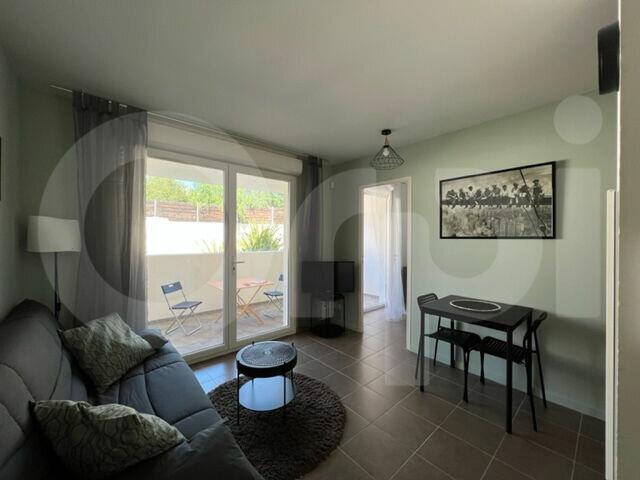 Appartement à louer 1 30.26m2 à Marseille 8 vignette-1