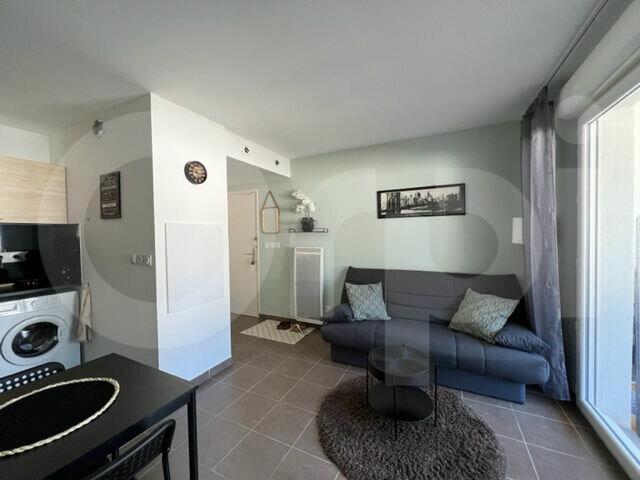 Appartement à louer 1 30.26m2 à Marseille 8 vignette-2