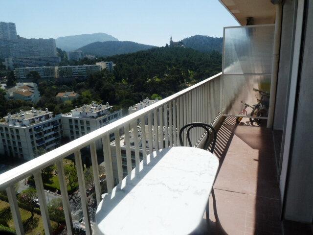 Appartement à louer 1 29m2 à Marseille 9 vignette-1