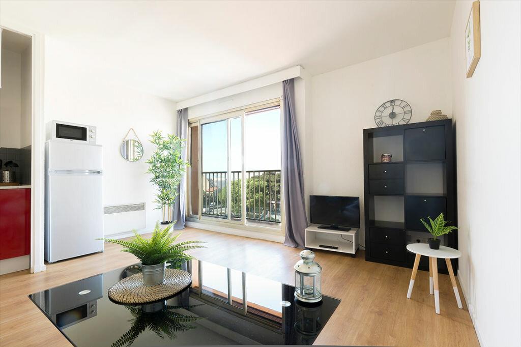 Appartement à louer 1 24.73m2 à Marseille 10 vignette-2