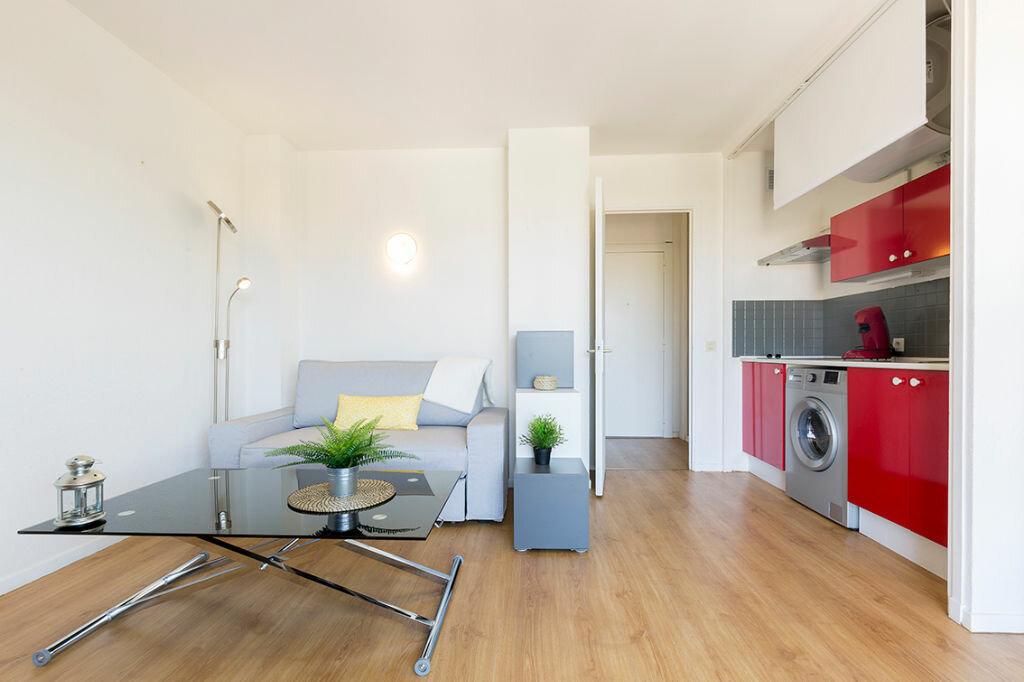 Appartement à louer 1 24.73m2 à Marseille 10 vignette-4