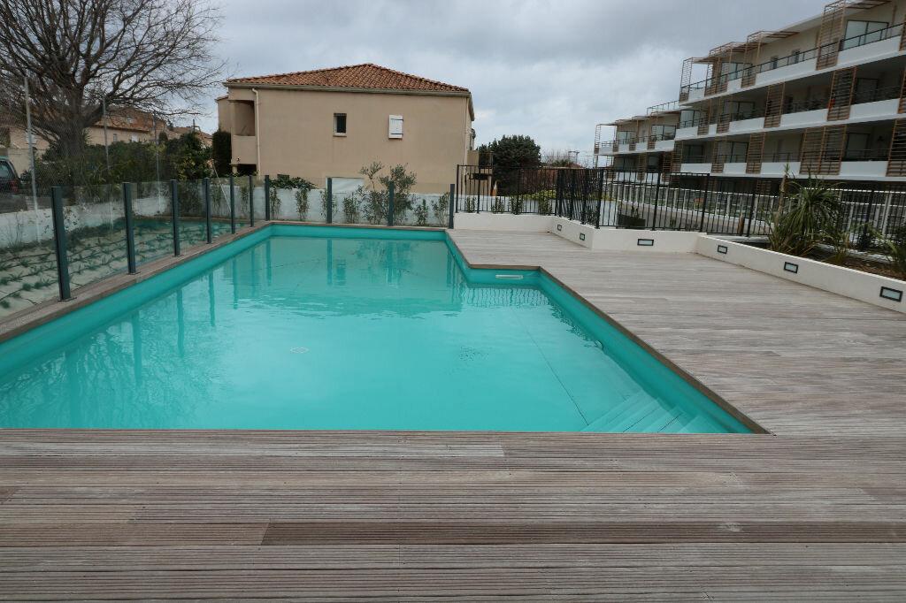 Appartement à louer 2 46.13m2 à Marseille 8 vignette-1