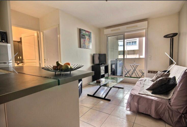 Appartement à louer 2 32.42m2 à Marseille 8 vignette-1