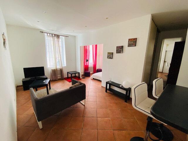 Appartement à louer 1 31.22m2 à Marseille 8 vignette-1