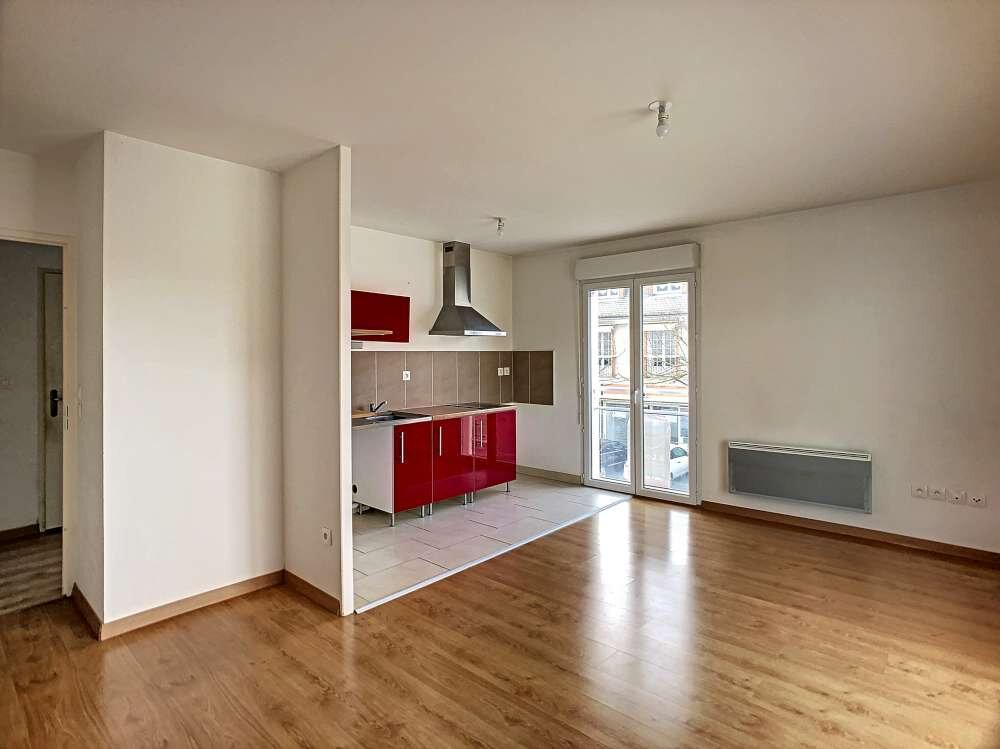 Appartement à louer 2 47.85m2 à Fleury-les-Aubrais vignette-1