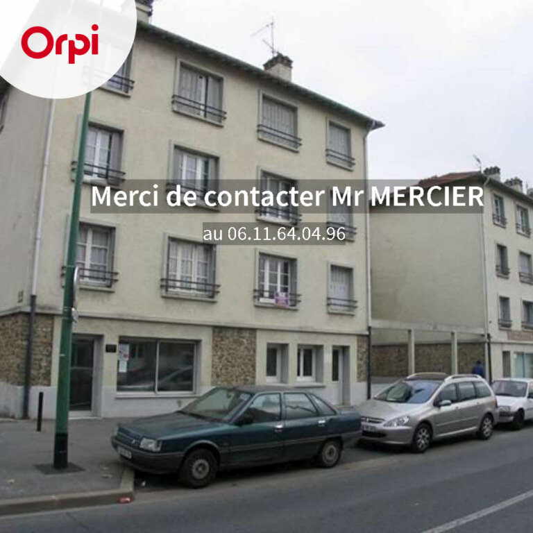 Appartement à louer 2 40m2 à Villeneuve-Saint-Georges vignette-1