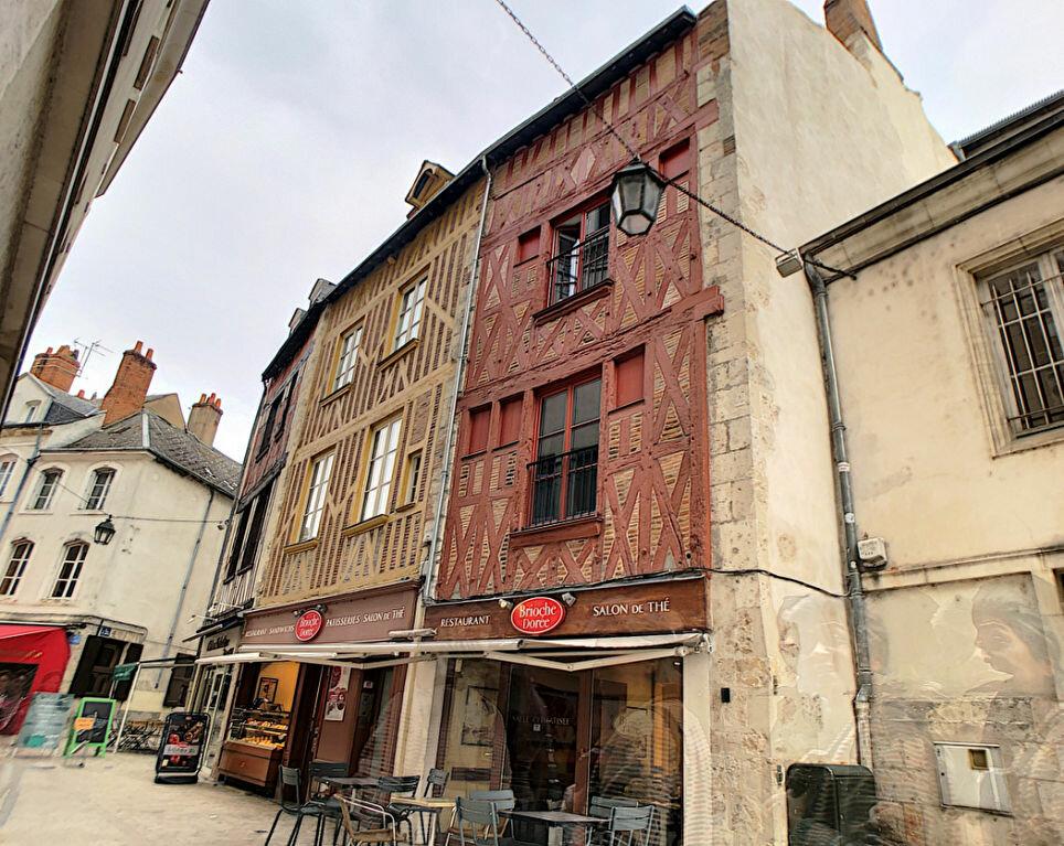 Appartement à louer 2 36.9m2 à Orléans vignette-1
