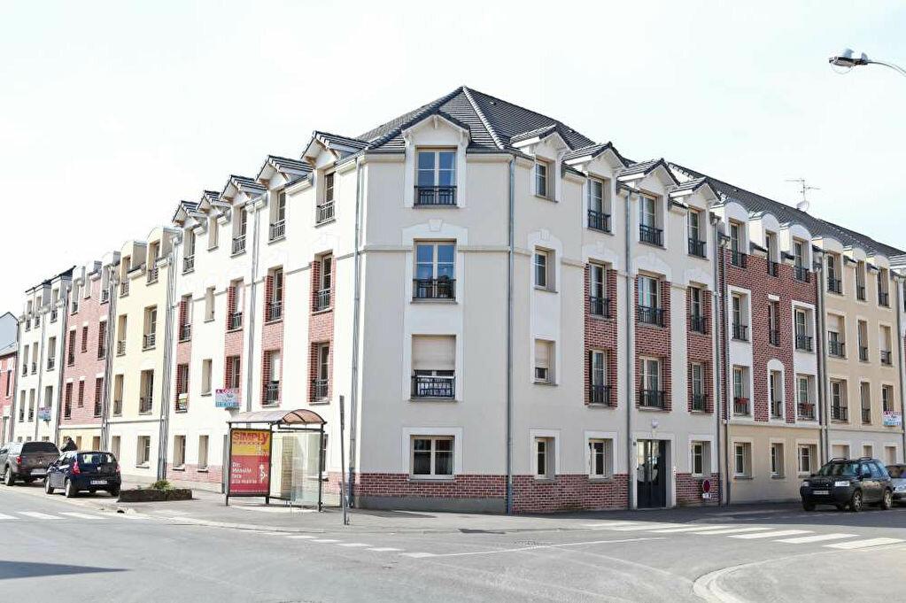 Appartement à louer 2 50.29m2 à Albert vignette-2