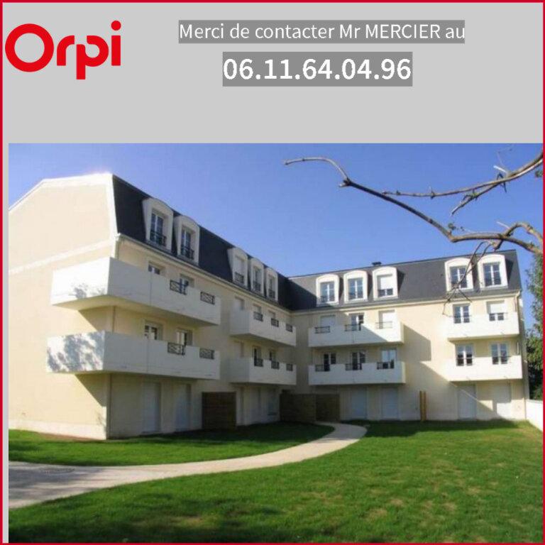 Appartement à louer 2 41.5m2 à Corbeil-Essonnes vignette-1