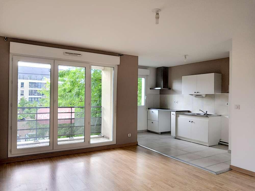 Appartement à louer 2 49.46m2 à Orléans vignette-1