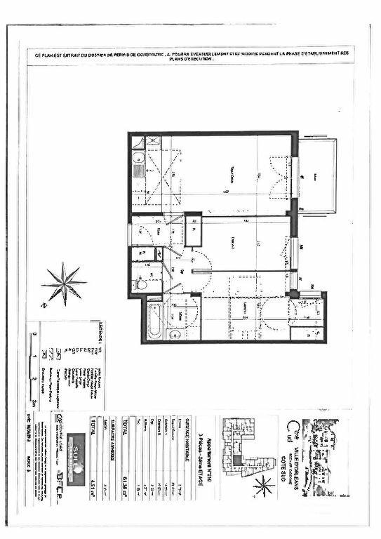 Appartement à louer 3 61.38m2 à Orléans vignette-8