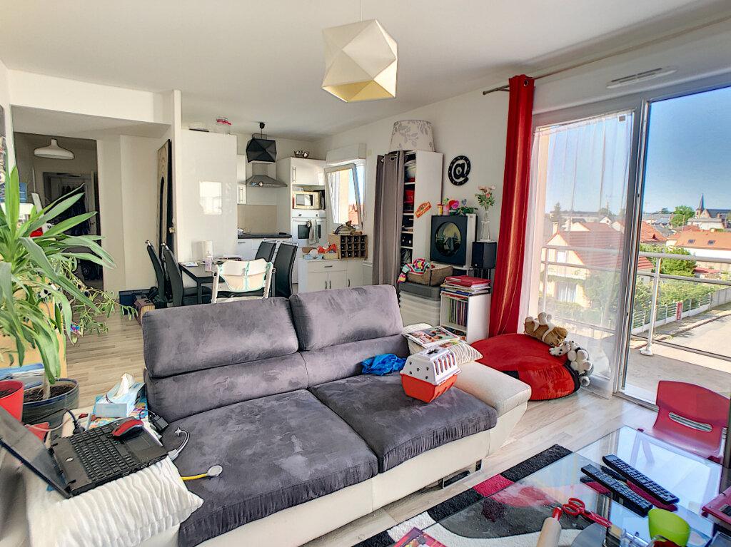 Appartement à vendre 3 69.25m2 à Fleury-les-Aubrais vignette-1