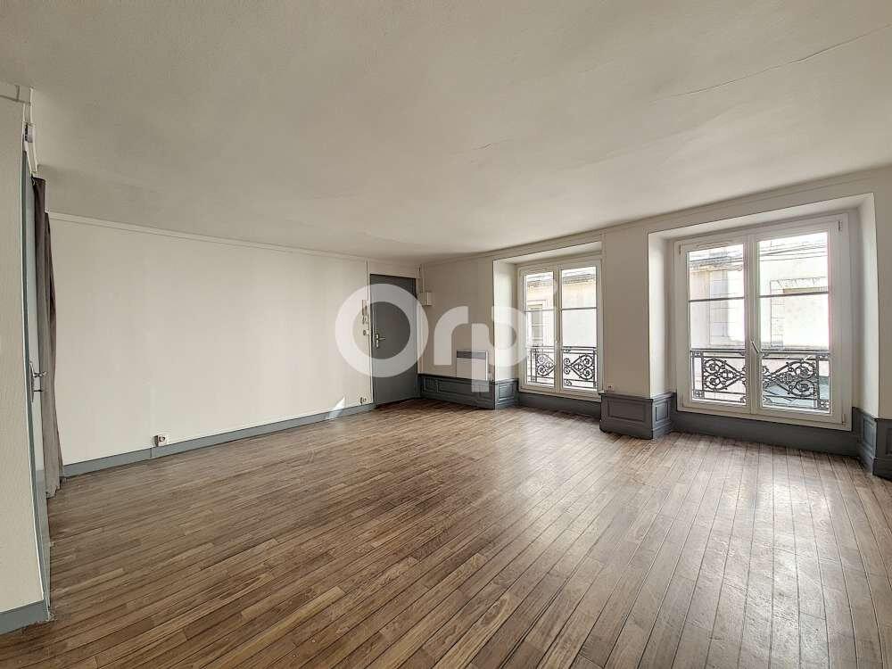 Appartement à louer 1 34.83m2 à Orléans vignette-2