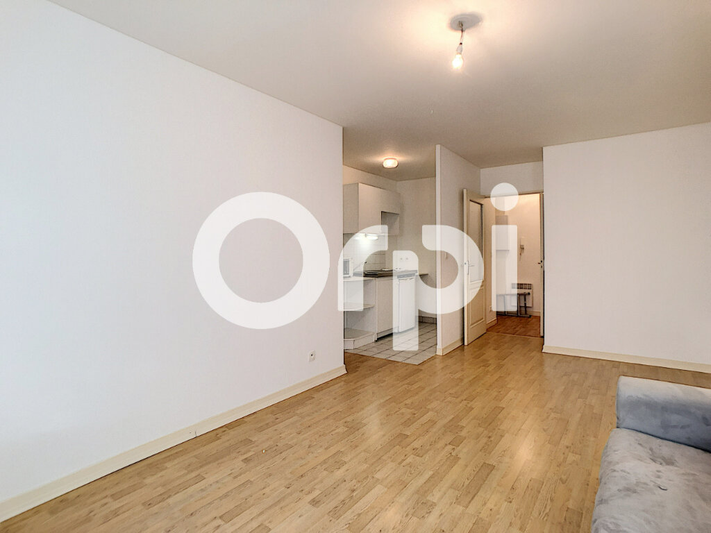 Appartement à louer 1 29.8m2 à Orléans vignette-3