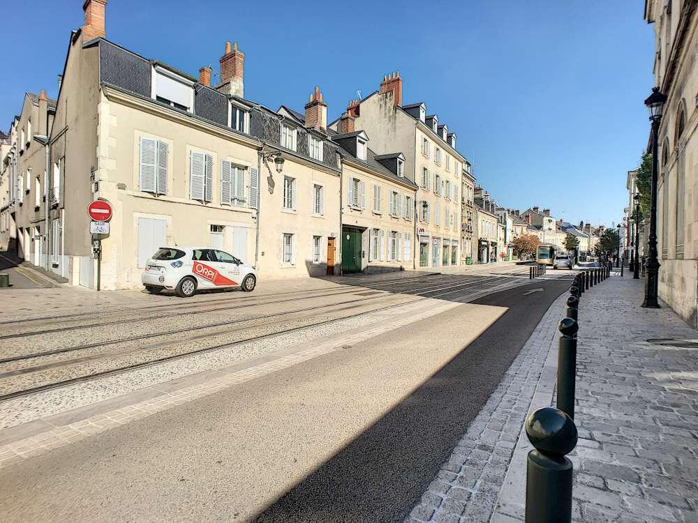 Appartement à louer 2 43.55m2 à Orléans vignette-2