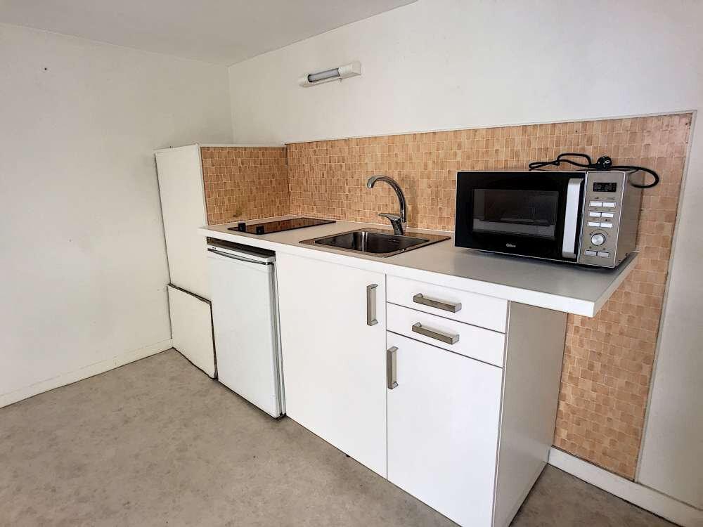 Appartement à louer 1 20.3m2 à Orléans vignette-3