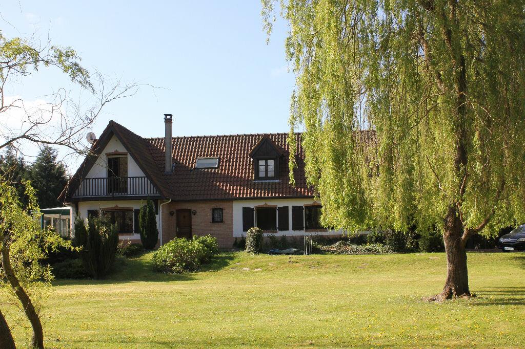 Maison à vendre 7 180m2 à Cucq vignette-1