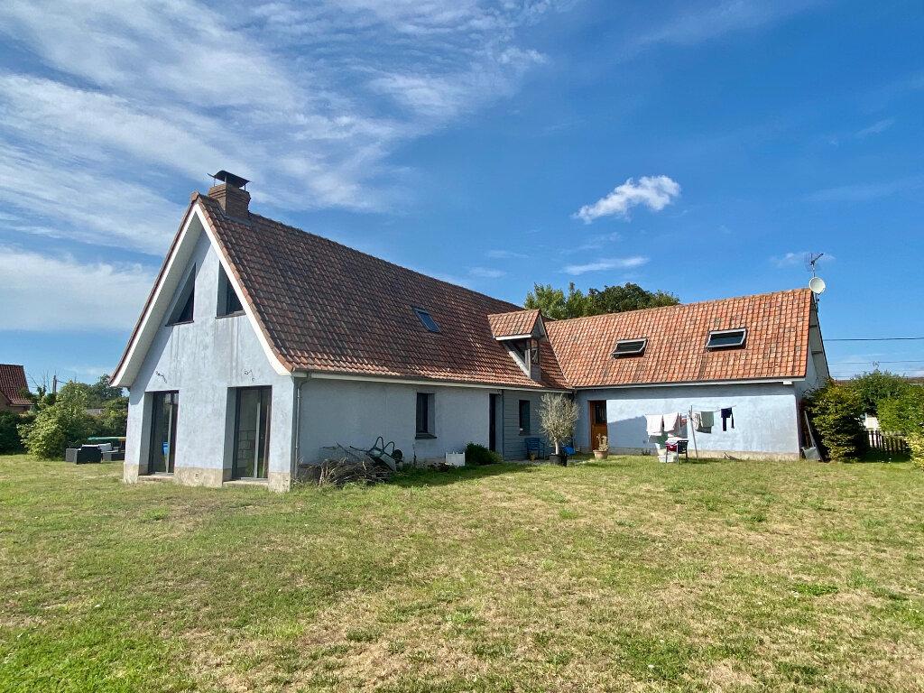 Maison à vendre 6 200m2 à La Madelaine-sous-Montreuil vignette-2