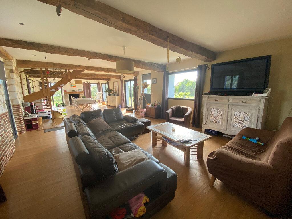 Maison à vendre 6 200m2 à La Madelaine-sous-Montreuil vignette-3