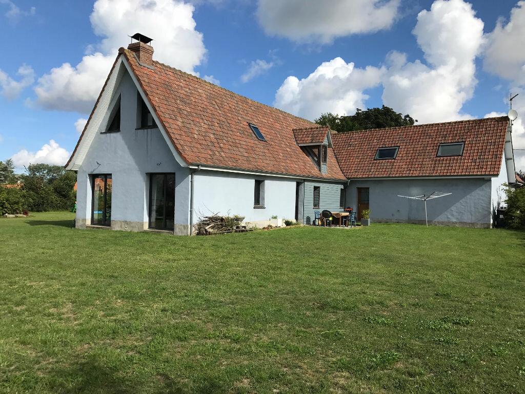 Maison à vendre 6 200m2 à La Madelaine-sous-Montreuil vignette-9