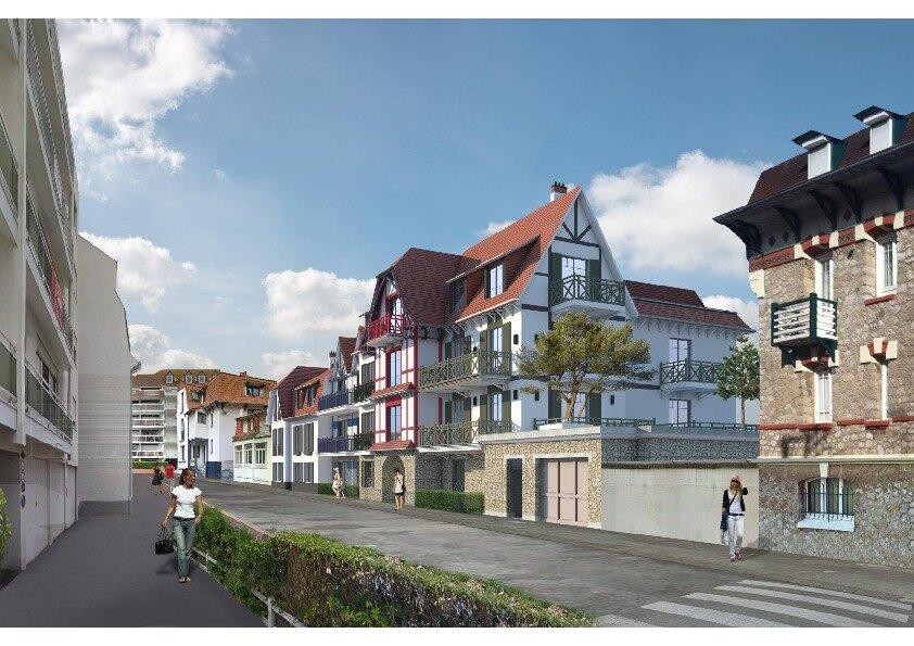 Appartement à vendre 2 36.77m2 à Le Touquet-Paris-Plage vignette-1