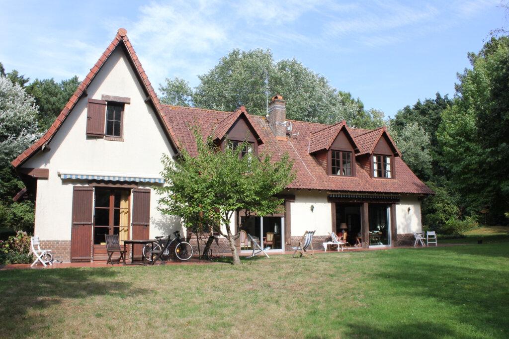 Maison à vendre 10 280m2 à Le Touquet-Paris-Plage vignette-1