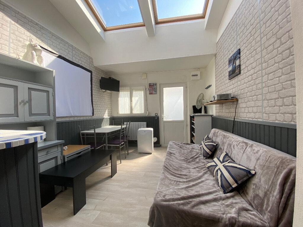 Appartement à vendre 1 23m2 à Le Touquet-Paris-Plage vignette-1
