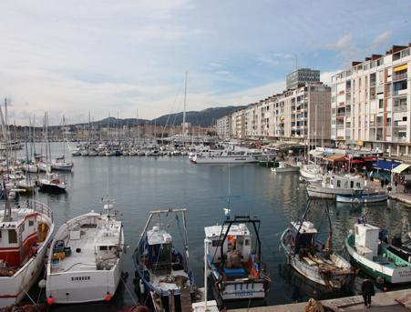 Appartement à vendre 2 38.6m2 à Toulon vignette-1