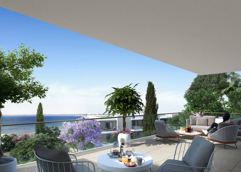 Appartement à vendre 3 62.84m2 à Saint-Mandrier-sur-Mer vignette-2
