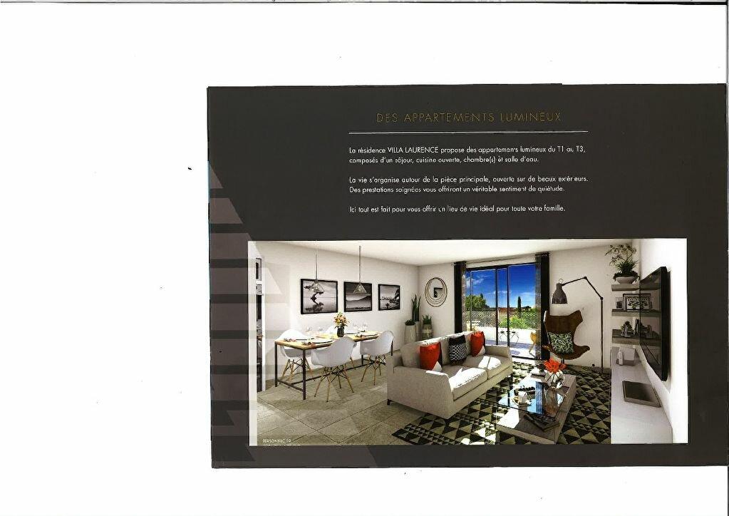 Appartement à vendre 2 42.75m2 à Six-Fours-les-Plages vignette-2