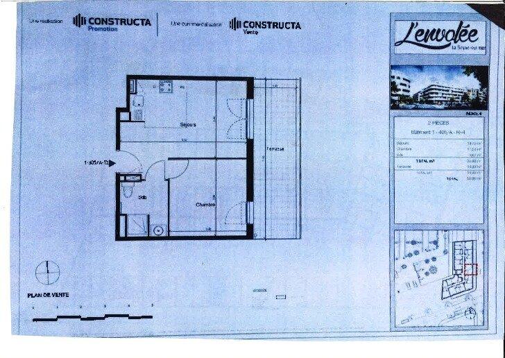 Appartement à louer 2 35.93m2 à La Seyne-sur-Mer vignette-4
