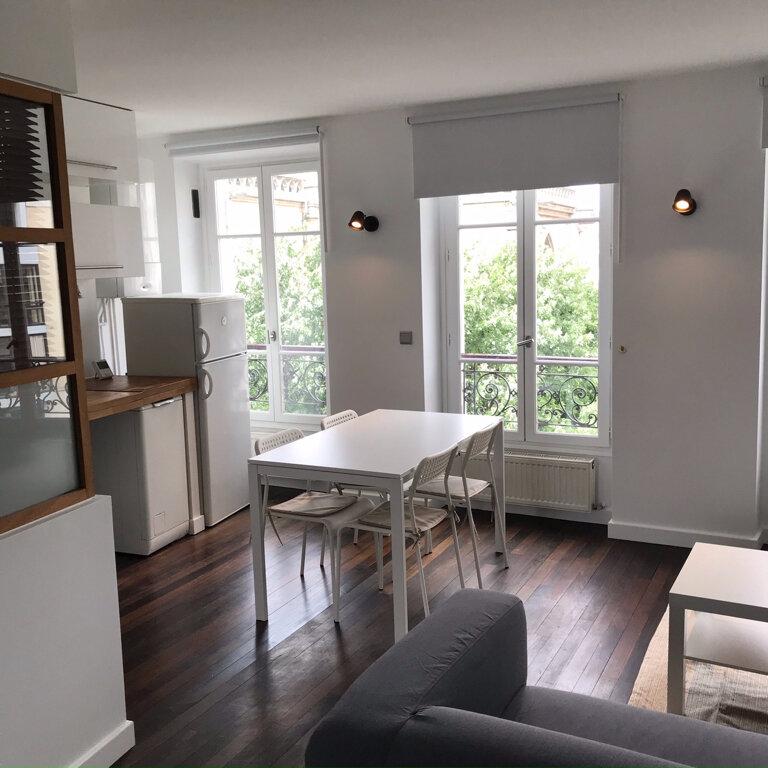Appartement à louer 2 34m2 à Boulogne-Billancourt vignette-4