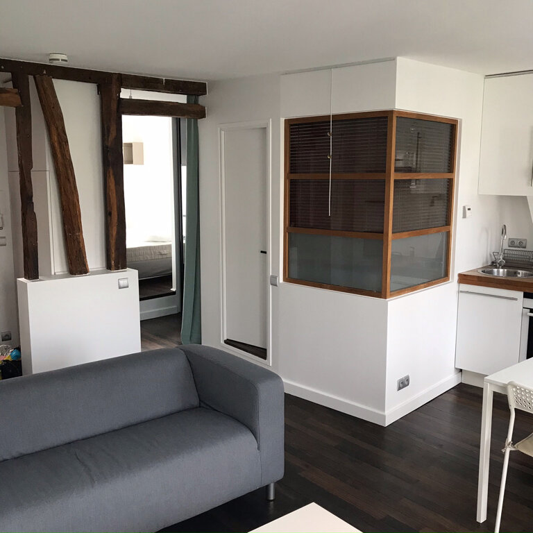 Appartement à louer 2 34m2 à Boulogne-Billancourt vignette-5
