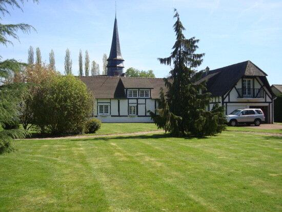 Maison à vendre 10 245m2 à Suzay vignette-1