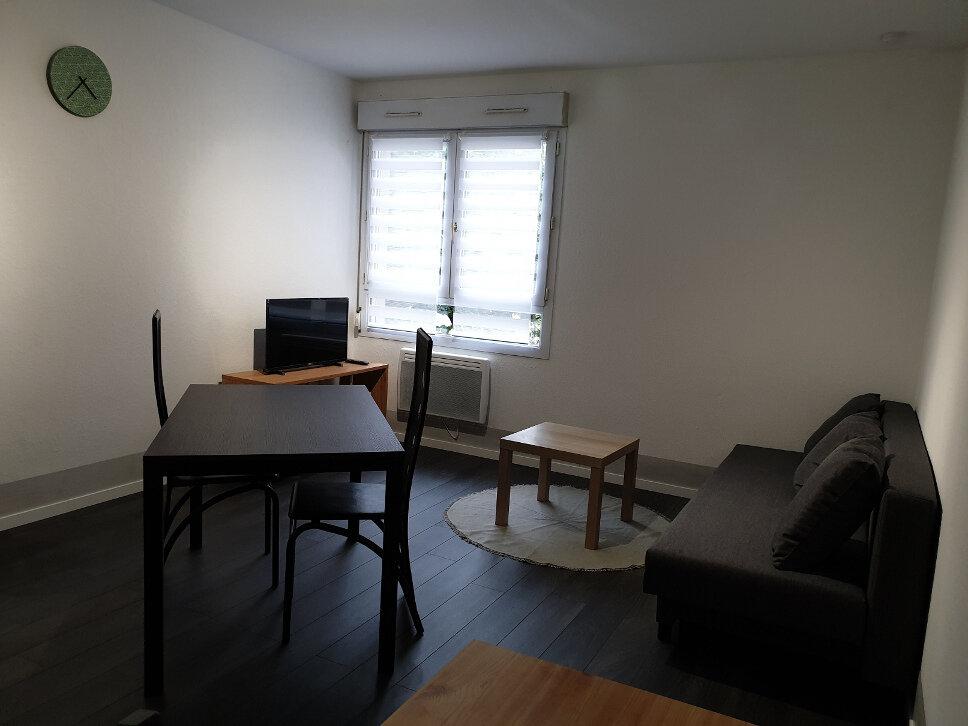 Appartement à louer 1 24.06m2 à Metz vignette-1