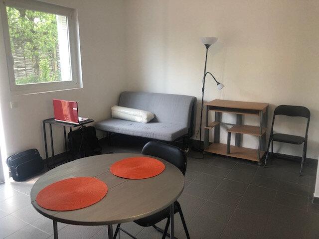 Appartement à louer 1 21.2m2 à Ségny vignette-1